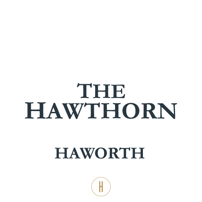 The Hawthorn logo in a tile